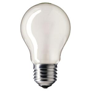 354716 Philips A55 60W E27 230V лон FR (10/120/2880)