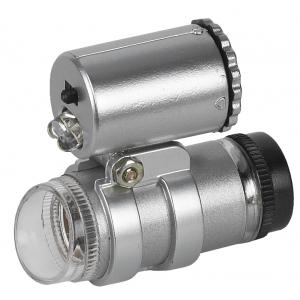 M45 Фонарь ЭРА с микроскопом 45x, 2xLED, бл (24/240/2880)