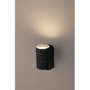 WL27 BK Подсветка ЭРА Декоративная подсветка GU10 MAX35W IP54 черный (20/720)