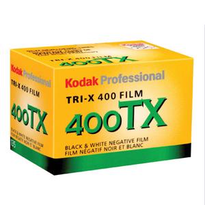 8667073 Kodak TRI-X  400 TX135-36 (Д-76) (10) ч/б (100/10200)