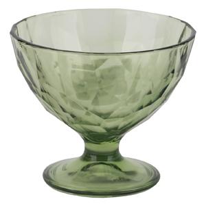 Bormioli Rocco Креманка Diamond 220 мл, зеленая (12/960)
