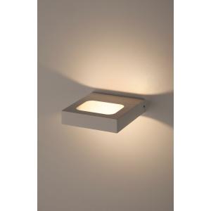 WL2 WH Подсветка ЭРА Декоративная подсветка светодиодная 6Вт IP 20 белый поворотный (20/720)