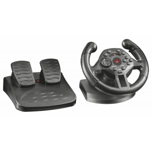 21684 Trust GXT 570 COMPACT VIBRATION RACING WHEEL (6/48)