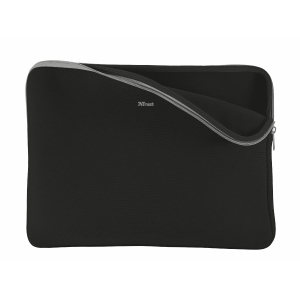 "21248 Trust Чехол PRIMO SOFT SLEEVE FOR 15.6"" LAPTOPS (черный) (25/225)"
