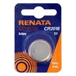 Renata CR2016-1BL (10/300/36000)