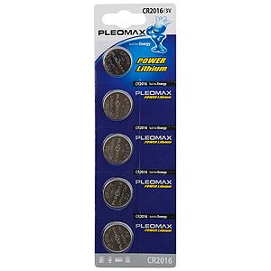 Pleomax CR2016-5BL (100/2000/66000)