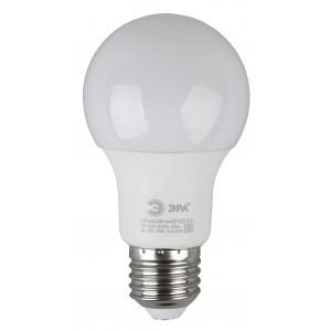 ECO LED A60-6W-827-E27 ЭРА (диод, груша, 6Вт, тепл, E27) (10/100/1200)