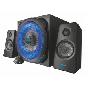 20562 Колонки Trust GXT 628 2.1 ILLUMINATED SPEAKER SET LIMITED EDITION (2/16)