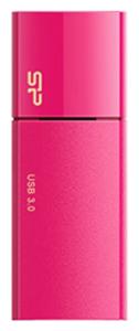 Флэш-диск Silicon Power 16 Gb Blaze B05 Peach USB 3.0 (500)