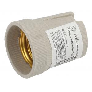ЭРА Патрон керамический Е27 (400/9600)