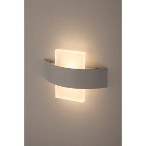 WL7 WH+WH Подсветка ЭРА Декоративная подсветка светодиодная 6Вт IP 20 белый (16/288)