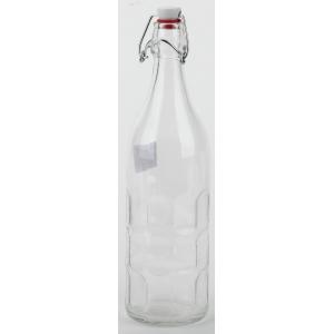 B345930-1 Bormioli Rocco Бутылка MORESCA 1000 мл.  с герметичной бугельной крышкой (300)