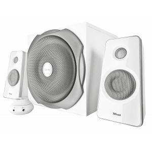 18789 Колонки Trust Tytan 2.1 Subwoofer Speaker Set - white (2/16)