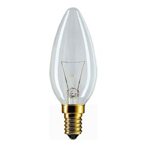 019995 PILA B35 40W 230V  E14 свеча CL (10/100/7200)