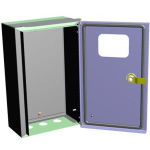 ЭРА ЩУ-МП (360х225х140) IP55 с окном и кронштейном для крепления к столбу (60)