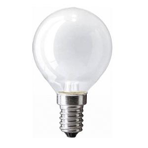020885 PILA P45 40W 230V E14 шар FR (10/100/6000)