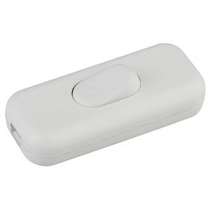S1(W)  ЭРА Выключатель для бра 6А белый (50/500/5000)