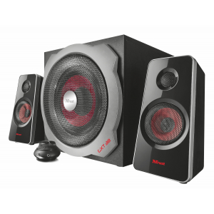 19023 Колонки Trust GXT 38 2.1 ULTIMATE BASS SPEAKER SET (2/16)