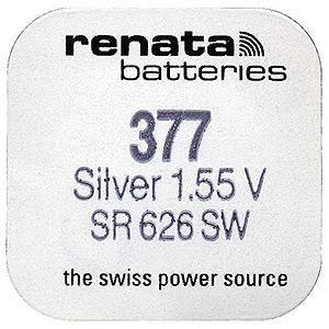 Renata R377 SR626SW SR66 (10/100/10500)