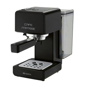 Ariete Кофеварка эспрессо 1363 Matisse. Мощность 900 Вт, 15 бар, черная (2/48)