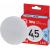 Лампочка светодиодная ЭРА RED LINE ECO LED GX-4,5W-840-GX53 GX53 4,5Вт таблетка нейтральный белый свет