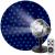 ENIOP-03 ЭРА Проектор LED Падающий снег мультирежим холодный свет, 220V, IP44 (12/72)
