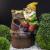 GAUF-02 GREEN APPLE Уличный фонтан Гном 56 см (12)