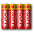 Kodak R6-4S EXTRA HEAVY DUTY [KAAHZ 4S] (24/576/34560)