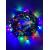 ENIN-10M ЭРА Гирлянда LED Нить 10 м мультиколор 8 режимов, 220V, IP20 (60/720)