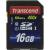Transcend SDHC 16 Gb Class 10 Premium UHS-I (25/2500)