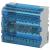 NO-224-16 ЭРА Шины на DIN-рейку в корпусе (кросс-модуль) ШНК 4х11 3L+PEN (50/1050)