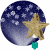 ENIOP-07 ЭРА Елочная верхушка-проектор Звезда (6/144)