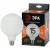 F-LED G125-15w-827-E27 OPAL ЭРА (филамент, шар опал, 15Вт, тепл, E27) (20/240)
