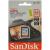 Sandisk SDXC 64 Gb Class 10 Ultra UHS-I  80MB/s (25/7500)