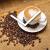 """Innova Часы W09663 """"Чашка Кофе"""", квадратные, стекло, размер 30*30 см (10/120)"""
