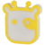 ЭРА ночник NN-626-LS-Y желтый (12/48/288)