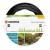 """01362-20.000.00 GARDENA Шланг сочащийся для наземной прокладки 4.6 мм (3/16"""") (4/240)"""