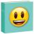 "Innova Q4107994 Фотоальбом 200 фото 10*15 ""Эмоджи - Смайлик на зеленом фоне"", кармашки (6/234)"