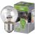 HAL-P45-28W-230V-E27-CL ЭРА (галоген, шар, 28Вт, нейтр, E27) (100/3600)