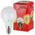 ECO LED P45-6W-827-E14 ЭРА (диод, шар, 6Вт, тепл, E14) (10/100/3000)