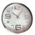 Innova Часы W09641, материал пластик, диаметр 30 см, цвет розовый/белый (8/144)