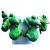 GRHP4-13 GREEN APPLE Декоративная подвеска Лягушенок 6.9*6.2*9.7 (4/144/1152)