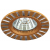 KL30 AL/GD Светильник ЭРА алюминиевый MR16,12V/220V, 50W золото/серебро (10/50/1750)
