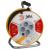 RP-4-2x1.0-50m ЭРА Удлин-ль силов ЭРА п. катушке б/з 4гн 50м ПВС 2x1мм2 (2/48)