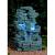 GWXF02456-S GREEN APPLE Фонтан садовый Водопад 54см (15)