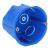 ЭРА Коробка установочн. КУТ 68х45мм для твердых стен саморез. синяя IP20 (200/3000)