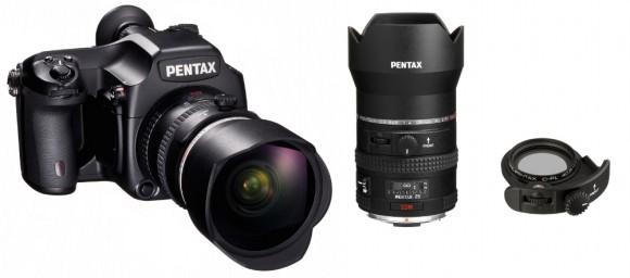 Pentax smc DA645 25 mm f/4